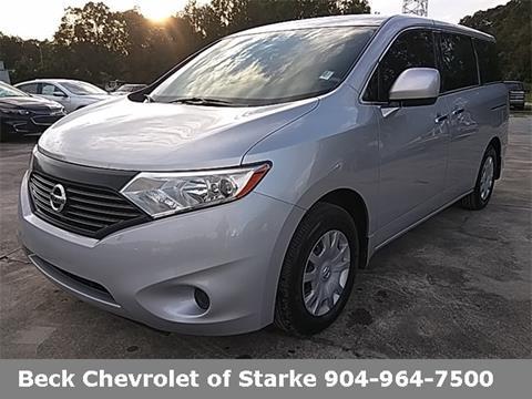2014 Nissan Quest for sale in Starke, FL