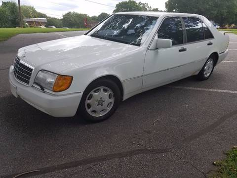 1994 Mercedes-Benz S-Class for sale in Shelby, NC