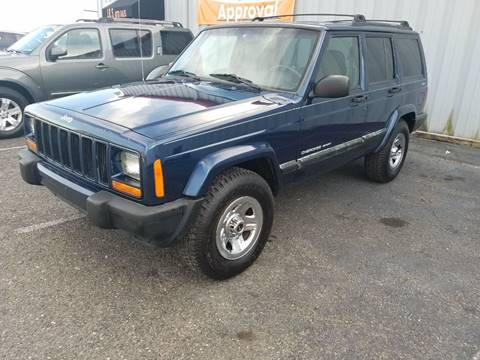 2001 Jeep Cherokee for sale in Shelby, NC