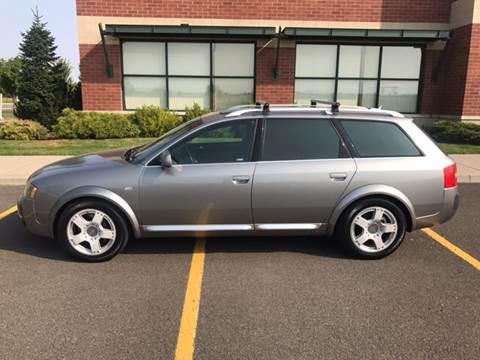 2005 Audi Allroad Quattro for sale in Spokane, WA