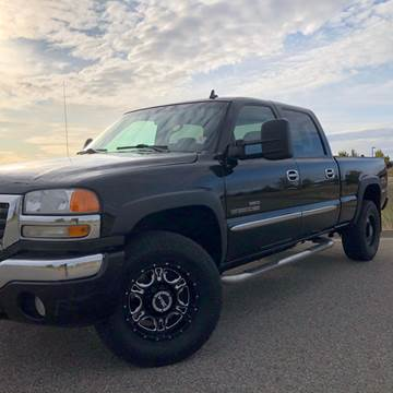 2007 GMC Sierra 2500HD Classic for sale in Spokane, WA