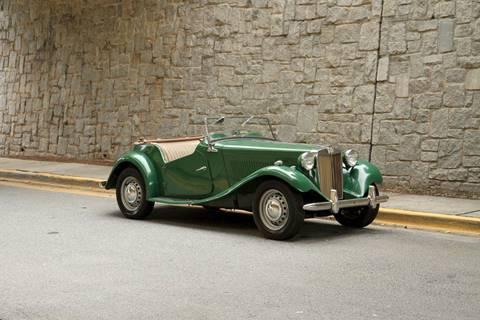 1951 MG TD for sale in Atlanta, GA