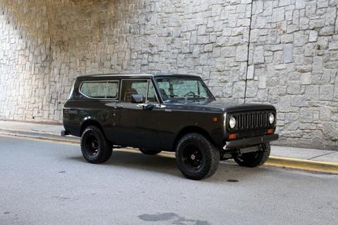 1980 International Scout II for sale in Atlanta, GA