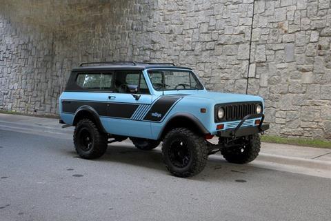 1973 International Scout II for sale in Atlanta, GA