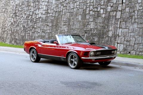 1970 ford mustang for sale for Ford motor credit company address atlanta ga