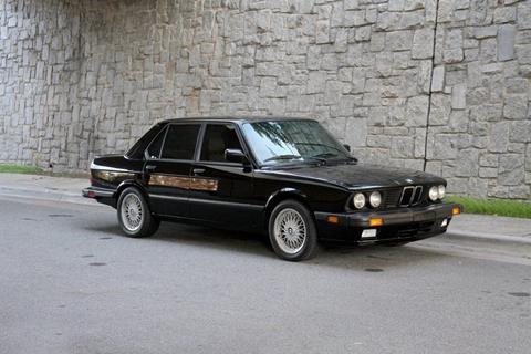 BMW M For Sale In Carbondale IL Carsforsalecom - 1988 bmw m5