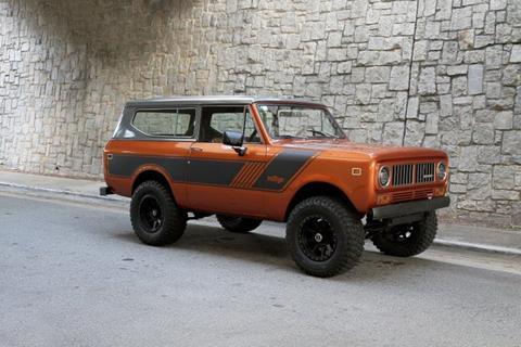 1975 International Scout for sale in Atlanta, GA