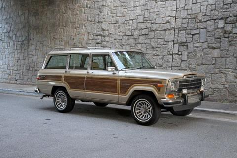 1989 Jeep Grand Wagoneer for sale in Atlanta, GA
