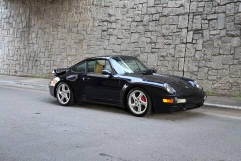 1996 Porsche 911 Turbo for sale at Motorcar Studio in Atlanta GA