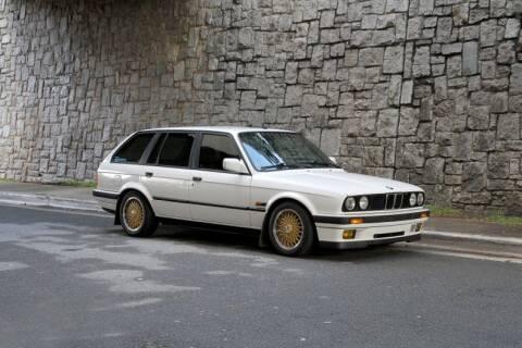 1990 BMW E30 Touring for sale at Motorcar Studio in Atlanta GA
