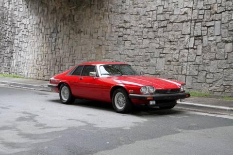 1989 Jaguar XJ-Series XJS for sale at Motorcar Studio in Atlanta GA
