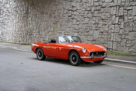 1971 MG MGB for sale at Motorcar Studio in Atlanta GA
