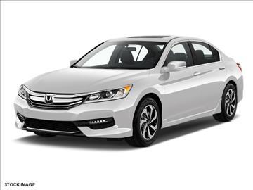 2017 Honda Accord for sale in Port Arthur, TX