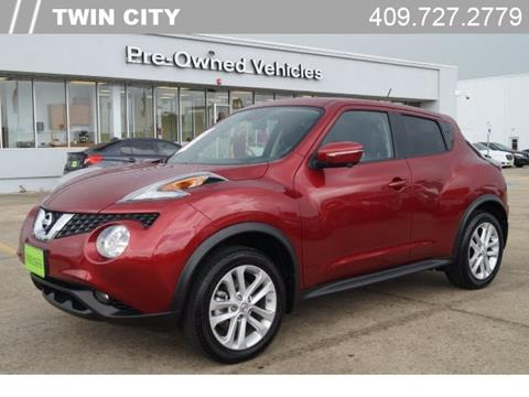 2015 Nissan JUKE for sale in Port Arthur TX