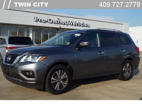 2017 Nissan Pathfinder for sale in Port Arthur TX