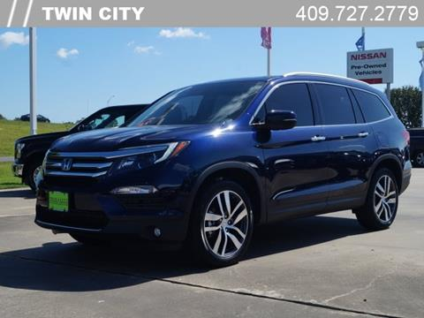 2017 Honda Pilot for sale in Port Arthur, TX