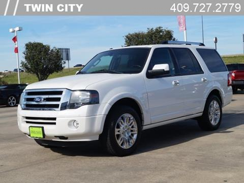 2014 Ford Expedition for sale in Port Arthur TX