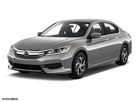 2016 Honda Accord for sale in Port Arthur, TX