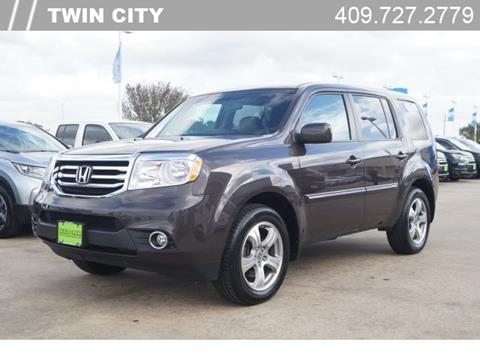 2013 Honda Pilot for sale in Port Arthur, TX