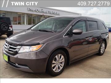 2014 Honda Odyssey for sale in Port Arthur, TX