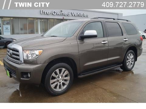 2015 Toyota Sequoia for sale in Port Arthur, TX