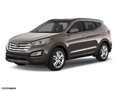 2014 Hyundai Santa Fe Sport for sale in Port Arthur, TX
