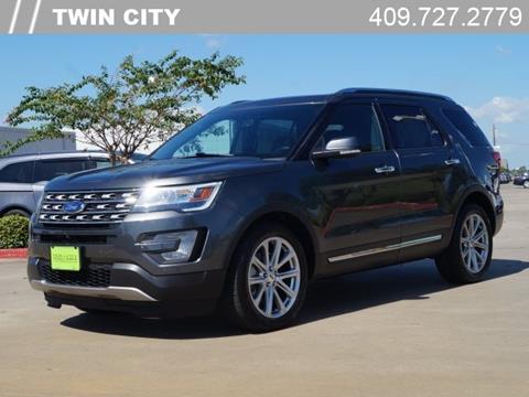 2017 Ford Explorer for sale in Port Arthur TX