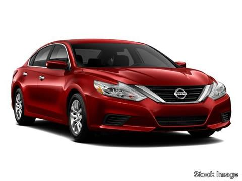 2016 Nissan Altima for sale in Port Arthur, TX