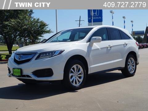 2016 Acura RDX for sale in Port Arthur, TX