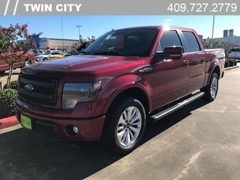 2014 Ford F-150 for sale in Port Arthur, TX