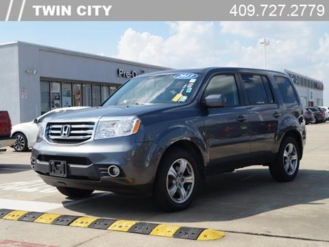 2013 Honda Pilot for sale in Port Arthur, TX