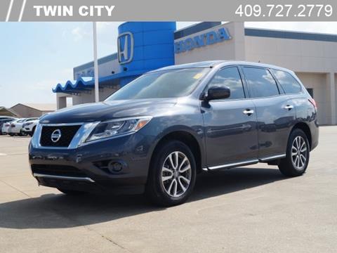 2014 Nissan Pathfinder for sale in Port Arthur TX