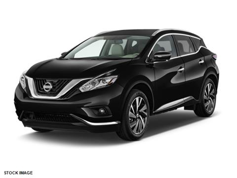 2016 Nissan Murano for sale in Port Arthur TX