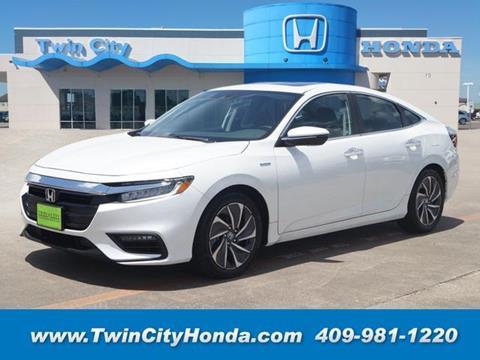 2019 Honda Insight for sale in Port Arthur, TX