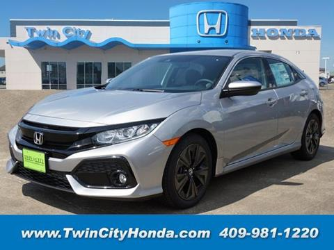 2018 Honda Civic for sale in Port Arthur, TX