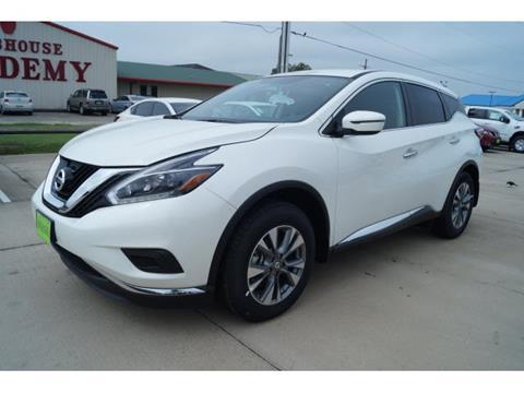 2018 Nissan Murano for sale in Port Arthur, TX