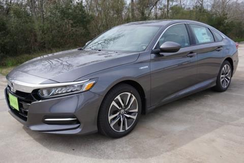2019 Honda Accord Hybrid for sale in Port Arthur, TX