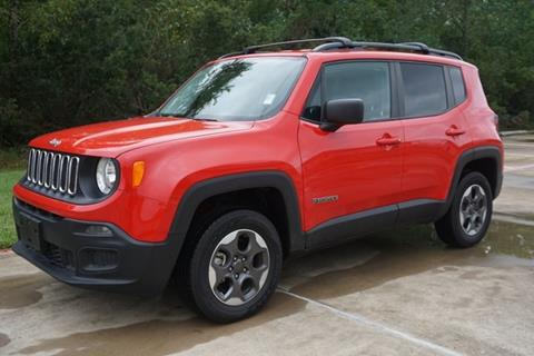Jeep Renegade Orange >> 2017 Jeep Renegade For Sale In Port Arthur Tx
