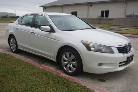 2009 Honda Accord for sale in Port Arthur, TX