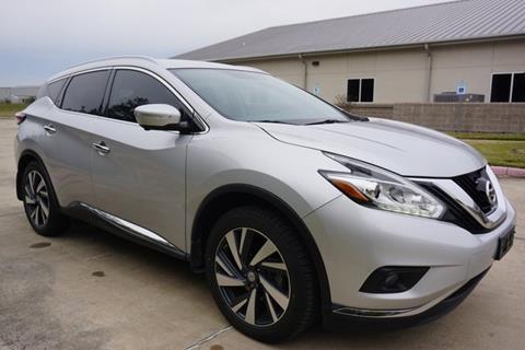 2015 Nissan Murano for sale in Port Arthur, TX