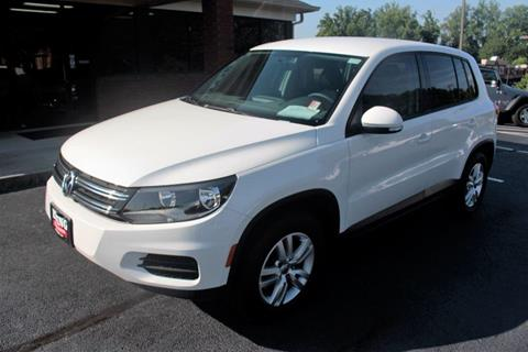 2012 Volkswagen Tiguan for sale in Buford, GA