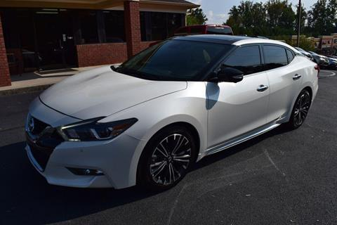 2017 Nissan Maxima for sale in Buford, GA
