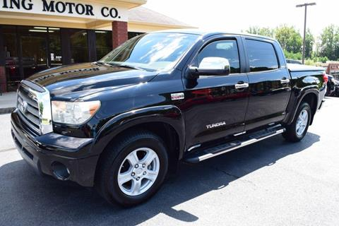 2008 Toyota Tundra for sale in Buford, GA