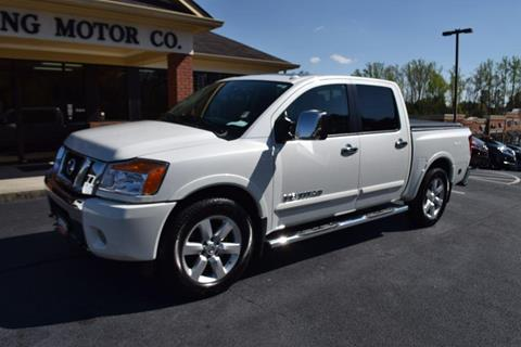 Pickup trucks for sale in buford ga for Atlanta luxury motors buford