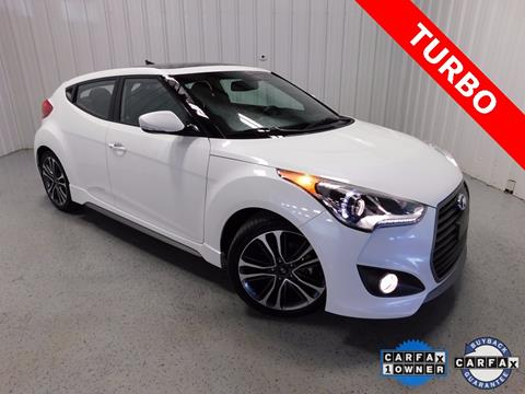 2016 Hyundai Veloster Turbo for sale in Elizabethtown, KY