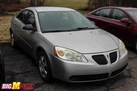 2006 Pontiac G6 for sale in Elizabethtown, KY