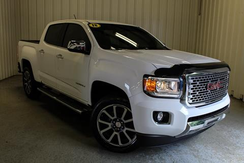 2018 GMC Canyon for sale in Elizabethtown, KY
