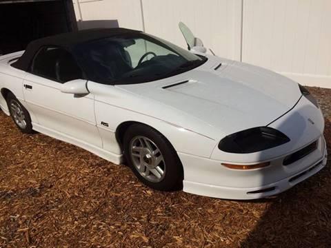 1996 Chevrolet Camaro for sale in Valrico, FL