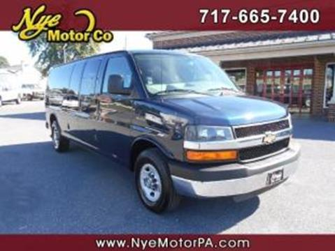 2014 Chevrolet Express Passenger for sale in Manheim, PA
