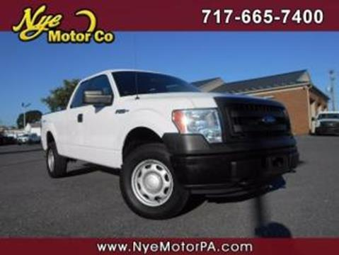 2013 Ford F-150 for sale in Manheim, PA